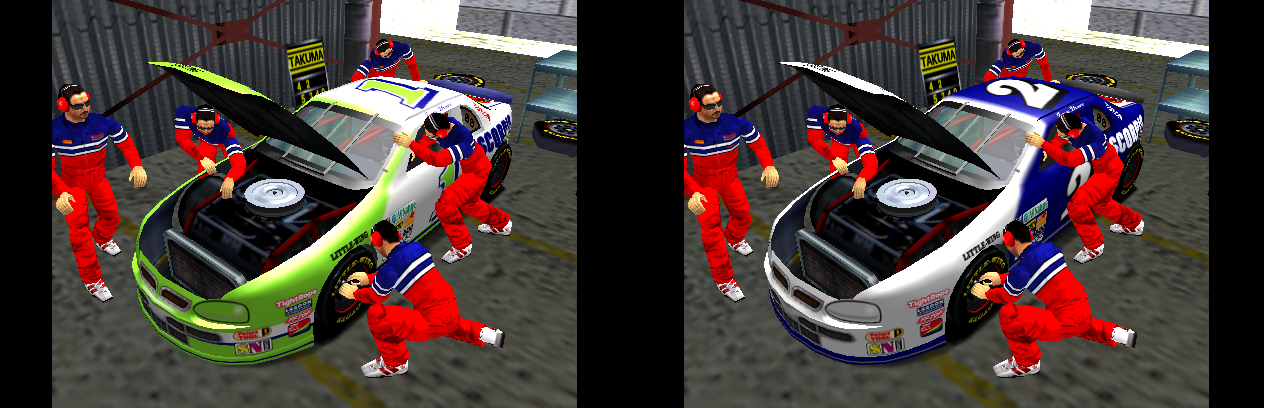 what s new supermodel a sega model 3 arcade emulator
